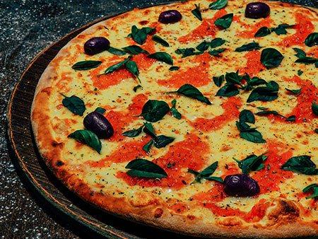 Pizzaria Antártico - Marguerita
